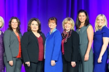 2015 ATHENA Awards Finalists on Stage