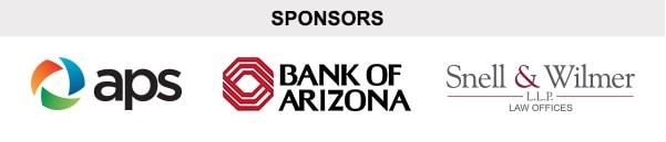 PWA Sponsors APS, Bank of Arizona, Snell & Wilmer