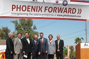 Phoenix Forward launch photo