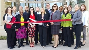 renalogic ribbon cutting