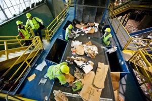 republic services trash service