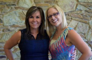 Facilitator Christine Nowaczyk of Bank of Arizona and Keynote Speaker U.S. Congresswoman Kyrsten Sinema