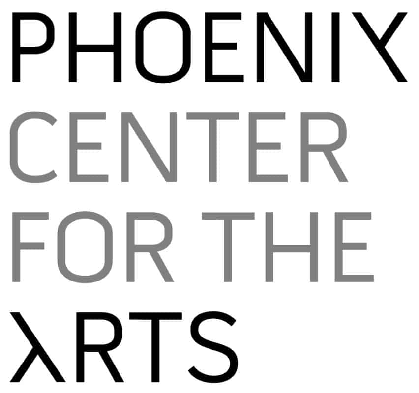 phoenix center for the arts logo