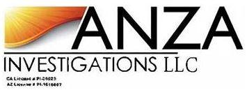 anza investigations logo