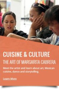 Hispanic Heritage Month_Margarita Cabrera