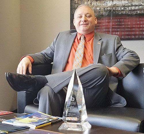 Jeff Durbin, Senior Business Development Executive, Greater Phoenix Chamber of Commerce.