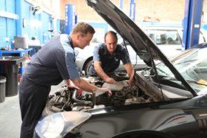 car maintenance