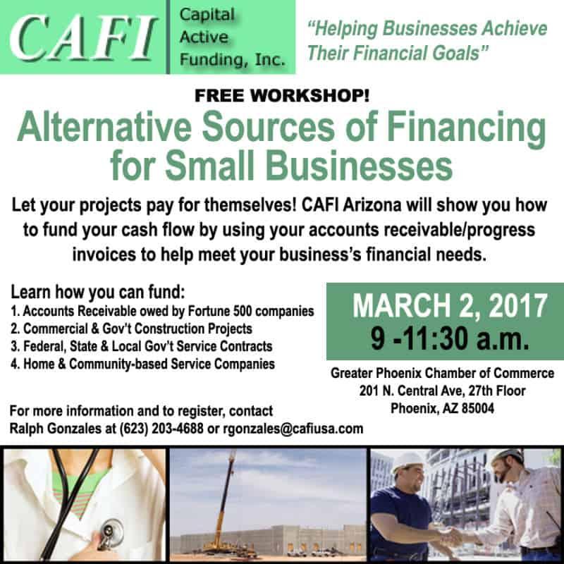 CAFI_Workshop
